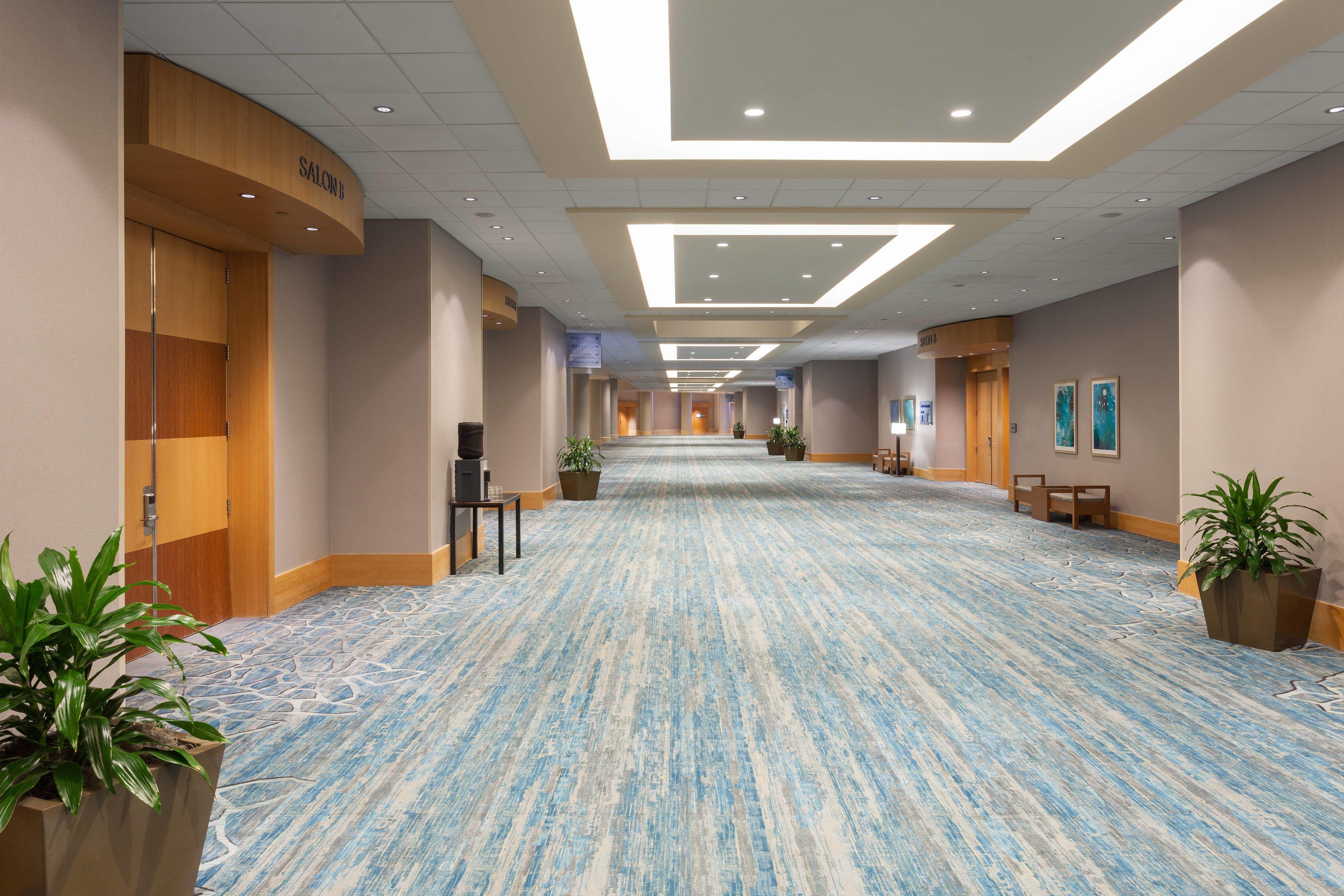 Orlando World Center Marriott Grand Ballroom Pre Function Area