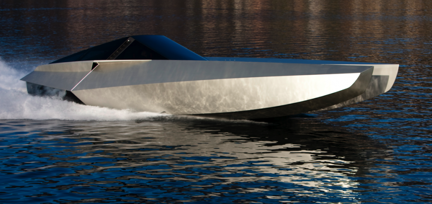 Code X - Hybrid Power Catamaran | Boats, Big & Small ...