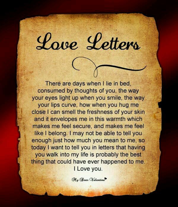 Love Letter Template For Him Best Pinamiee White On Quotes  Pinterest