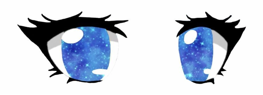 Gachaverse Sticker Drawing Gacha Life Eyes Is A Free Transparent Png Image Search And Find More On Vippn Anime Eyes Cute Eyes Drawing How To Draw Anime Eyes