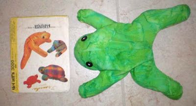 Fine Vintage Beanbag Frog Crochet Frog Sewing Toys Sewing Frankydiablos Diy Chair Ideas Frankydiabloscom