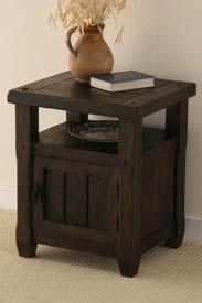 Guest Room  Mango Craftique Furniture Dark Wood Bedside Table