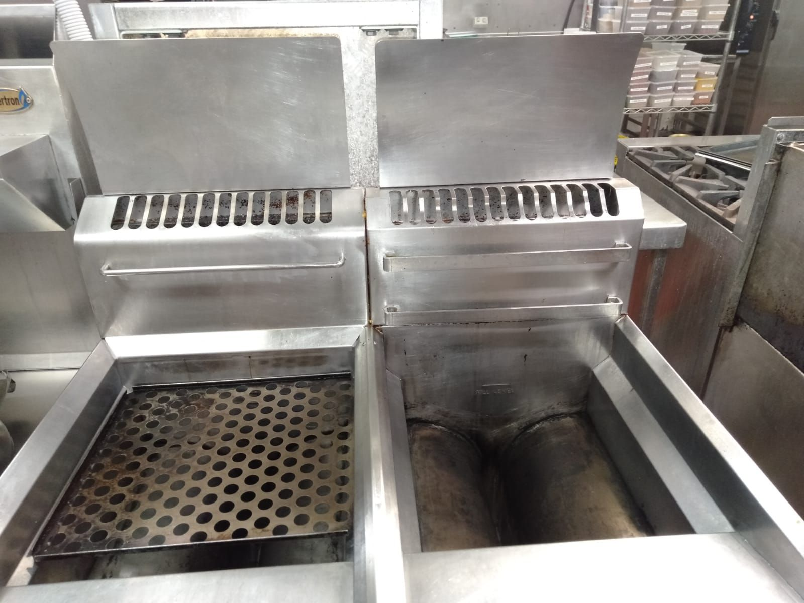 Commercial Kitchen Equipment Cleaning Kitchen equipment