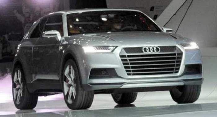 Audi reveals Audi Q7 2009 model pricing; price hikes across U.S. ...