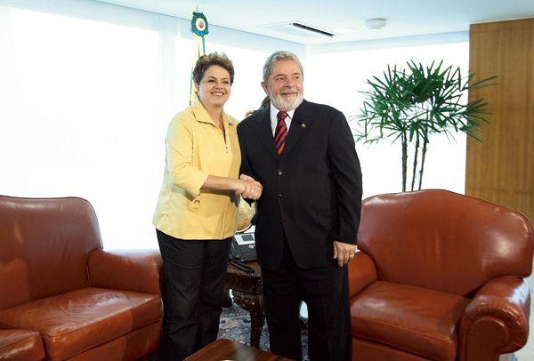 Coluna Papo Político: Dilma buscará conselhos de Lula para tentar acalma...