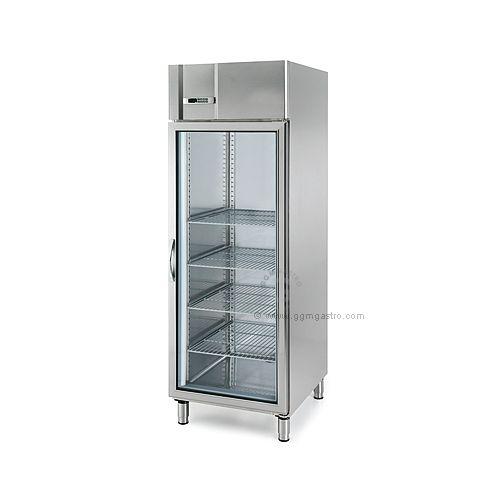 Kühlschrank (GN2/1) - mit 1 Glastür