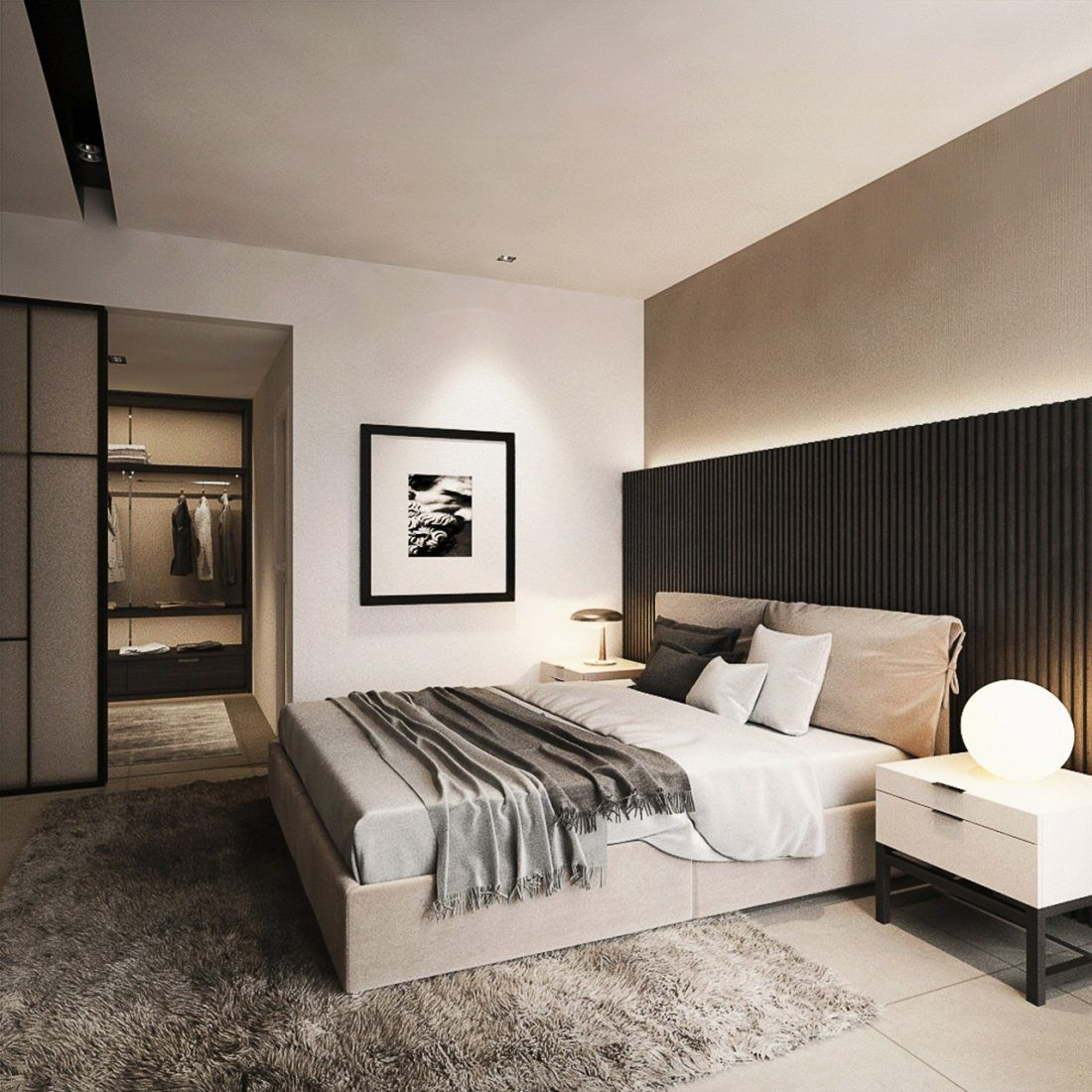 Pin di Bedroom Design