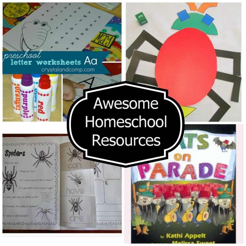Homeschooling On The Cheap October 24