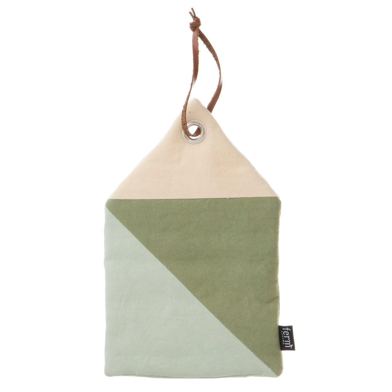 House patalappu, minttu – Ferm Living – Osta kalusteita verkossa osoitteessa ROOM21.fi
