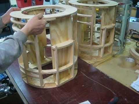 R2 D2 Senna Wooden Frame Assembly Ai Robotics Wooden
