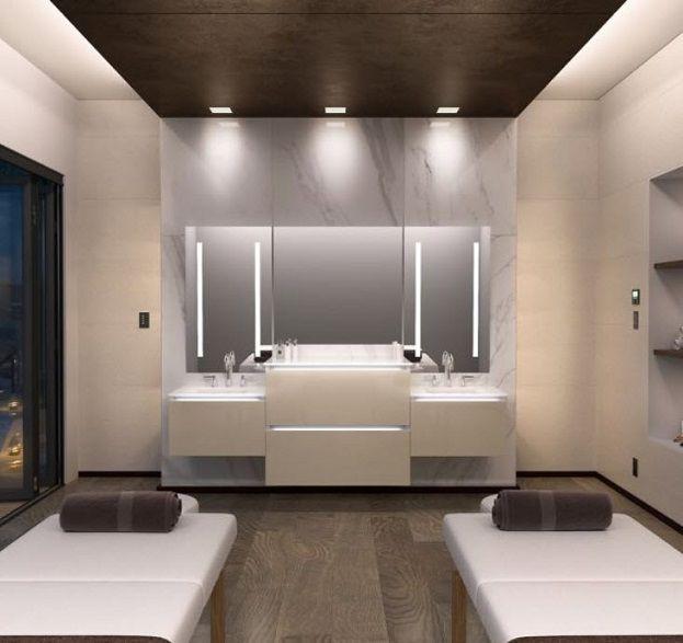 Robern AM3040RFP Aio Mirrors 30 W x 40 H Inch Wall Miror ...