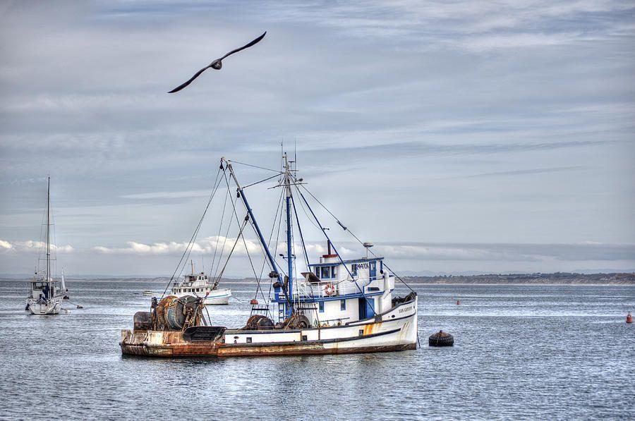 The Old Fishing Boat Fishing Photography Fishing Boats Boat