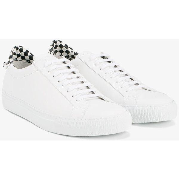 Nœuds Urbains Chaussures De Sport En Cuir Givenchy 0FT61NBK