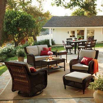 Sonoma Goods For Life Presidio Patio Furniture Collection The