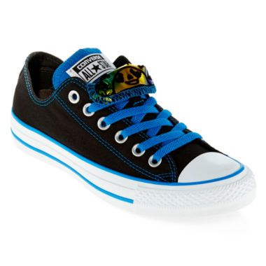 17d4dc23c6f Converse Chuck Taylor All Star Womens Double-Tongue Sneakers found at @ JCPenney