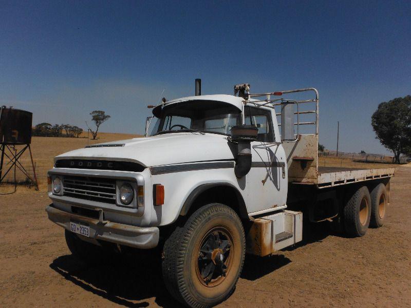 Dodge D5N 700 GM | Old Trucks Dodge | Pinterest | Commercial ...