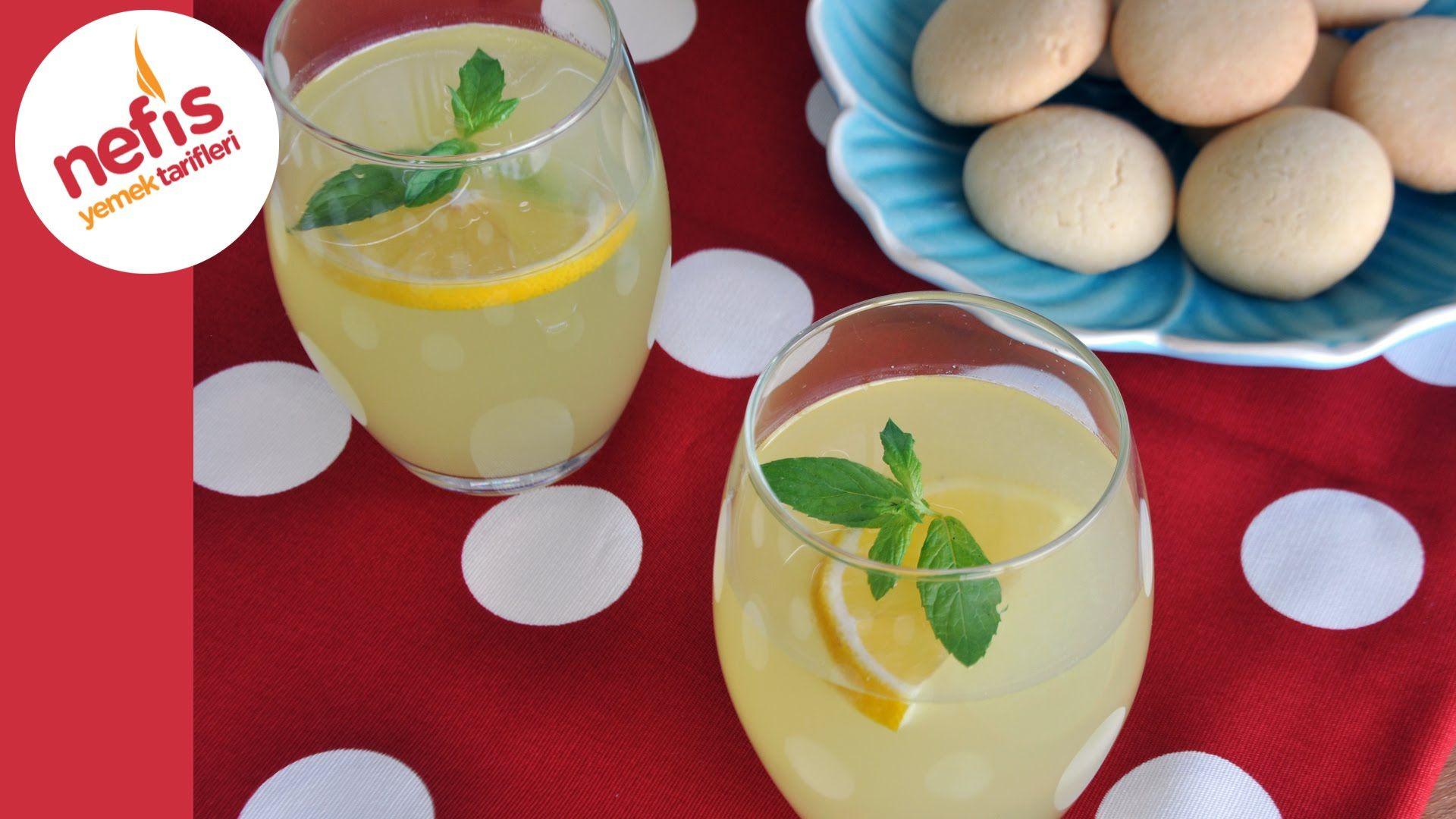 Sumaklı Limonata Tarifi