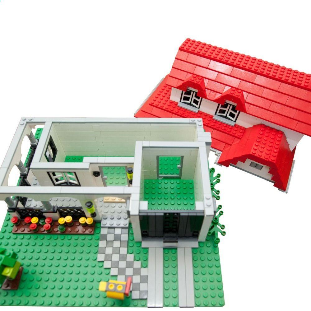 Compatible con bloques de construcción Lego Model Creative Series