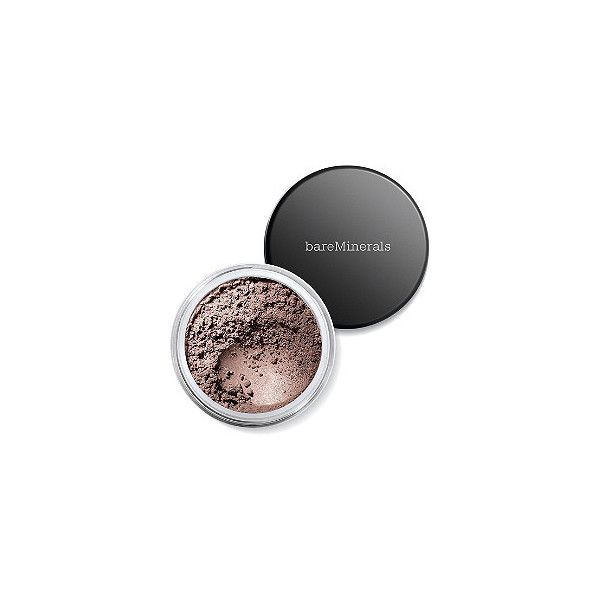 BareMinerals Glimmer Eyeshadow (47 BRL) ❤ liked on Polyvore featuring beauty products, makeup, eye makeup, eyeshadow, bare escentuals, bare escentuals eye shadow and bare escentuals eyeshadow