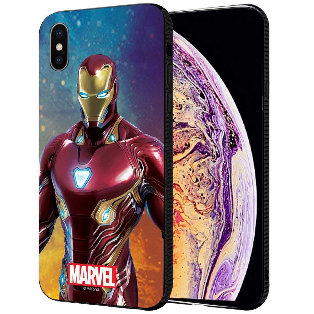 Marvel Iron Man Infinity War Printed Mobile Back Case