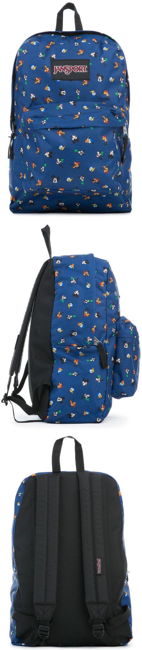 daaa7b3e831 Jansport Disney Gang Dot Backpack