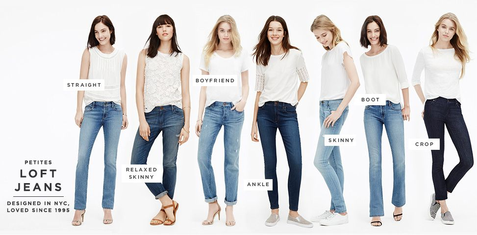 Womens Petite Jeans - Is Jeans