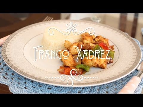 Frango Xadrez - YouTube