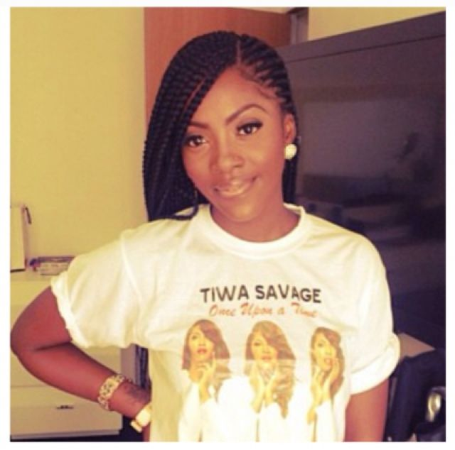 Tiwa Toke And Toolz In Braids Is This Wife Material Hairstyle