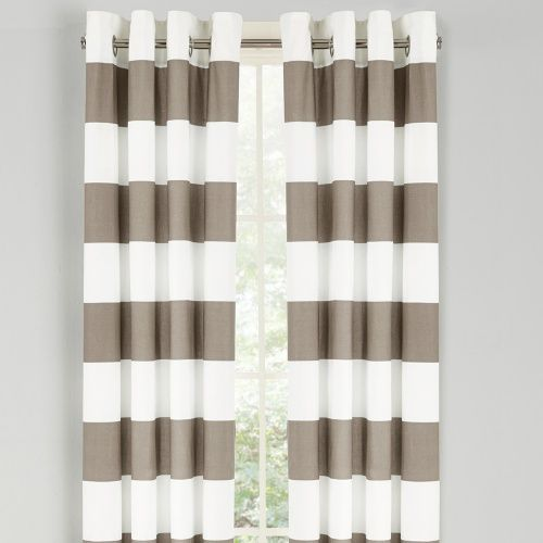 Striped curtains Decorating Ideas Pinterest Striped curtains