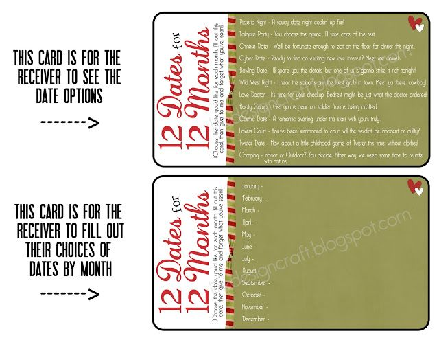 """Life.Design. and the Pursuit of Craftiness: """"Date of the Month Club"""" Gift - Now Taking Orders!"""