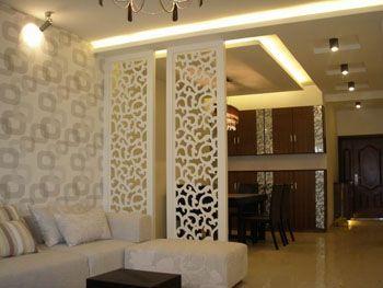 Hanging Room Divider Panels Modern