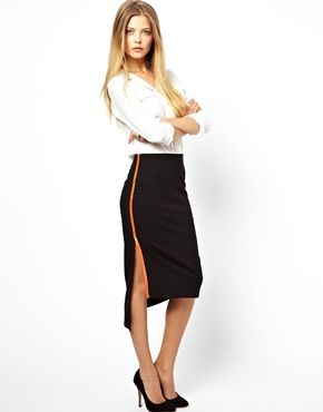 17 Best images about clothes- skirts on Pinterest | Black maxi ...