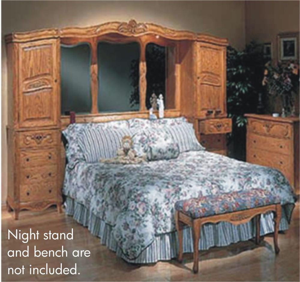 Ebay bedroom furniture oakwood interiors solid oak king bedroom