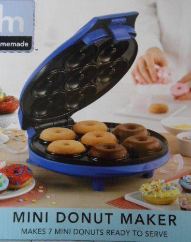 Bella Sensio Mini Donut Maker - Blue