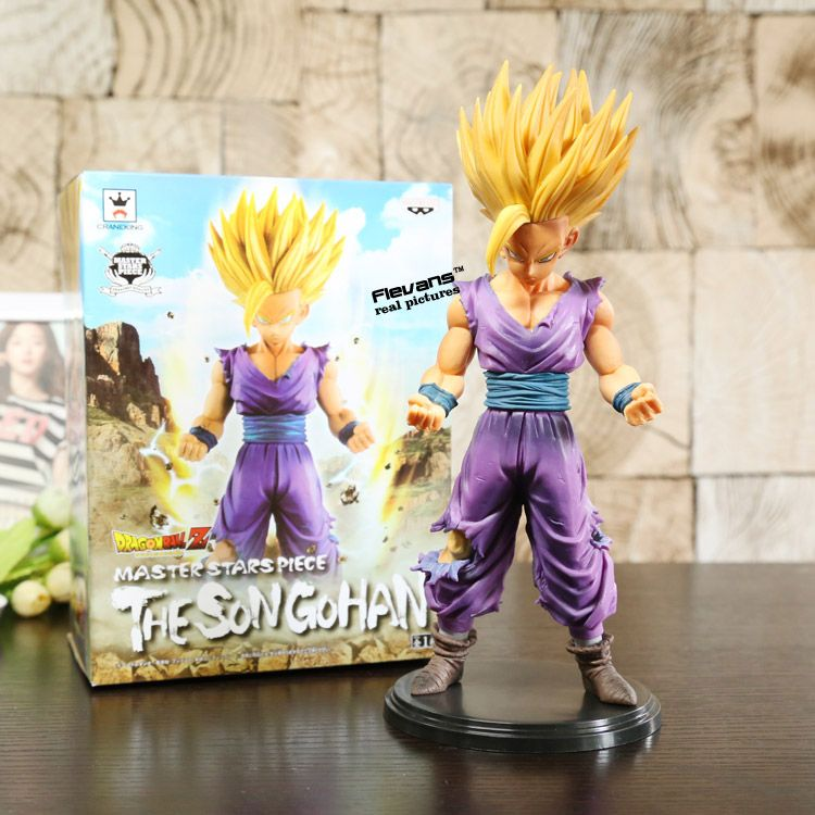 Dragon Ball Z Master Stars Piece Son Gohan 23 cm Figure