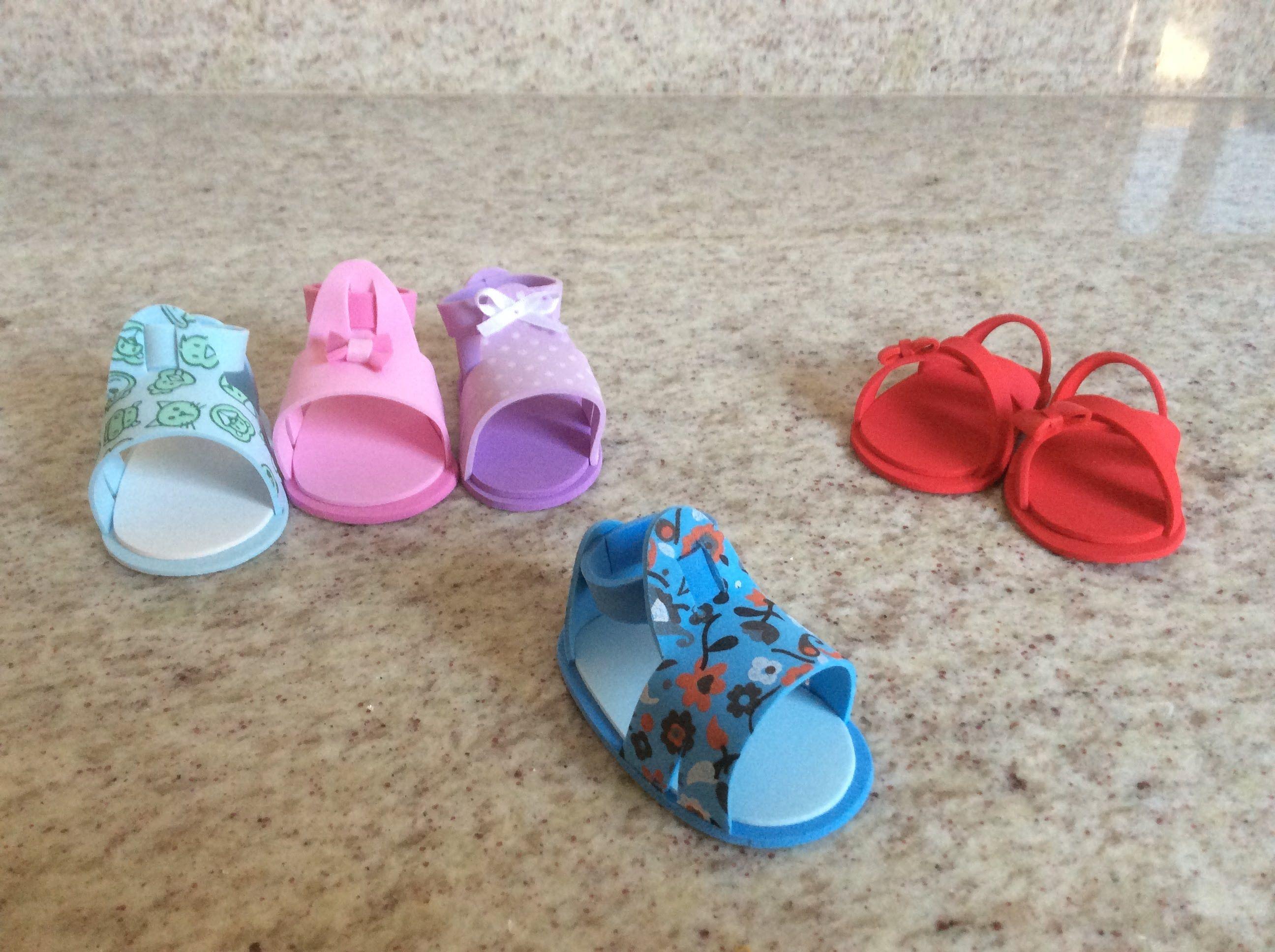 Sandália em EVA - BABY