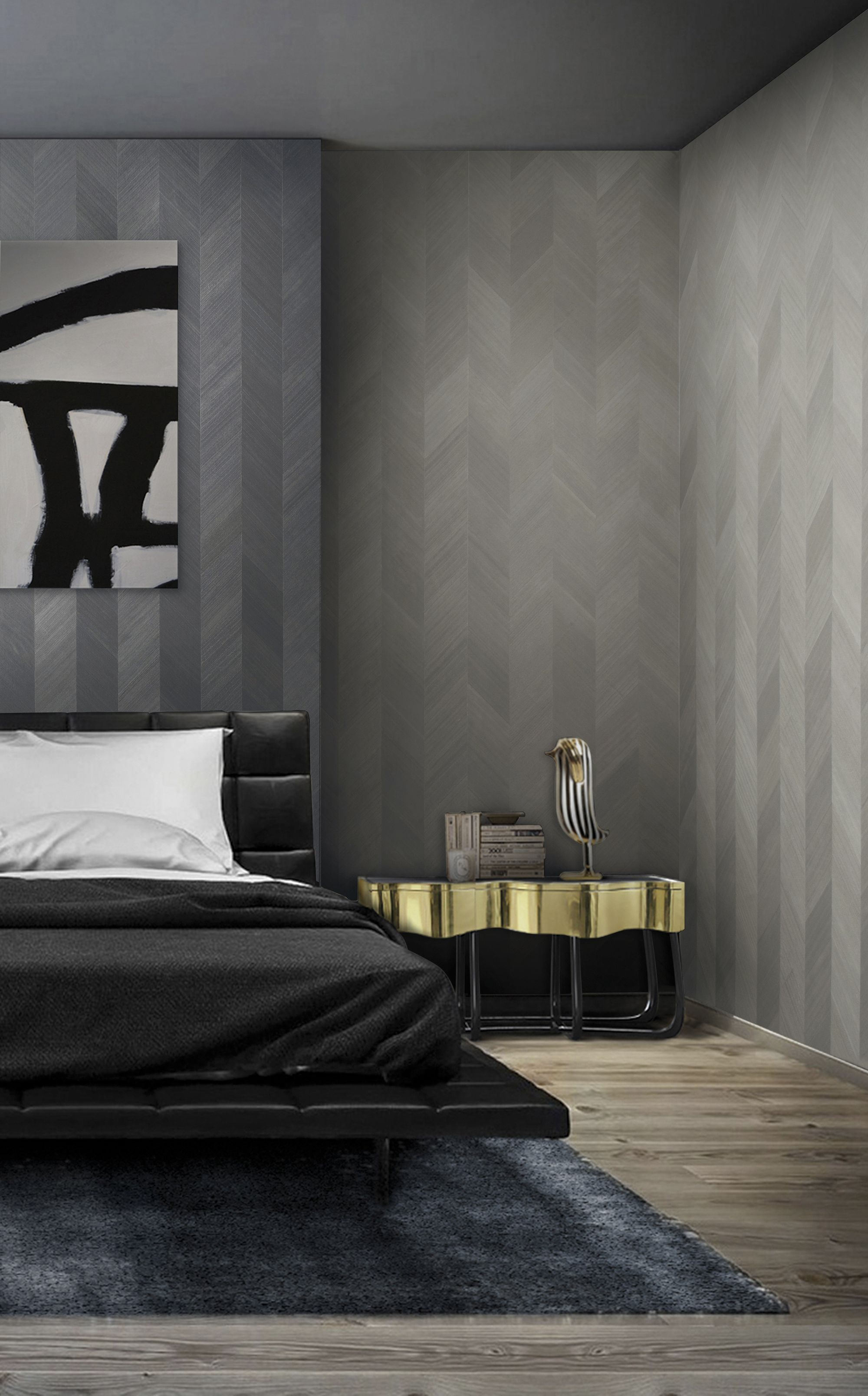 Wood Veneer Wallcoverings Infinity Collection By Omexco