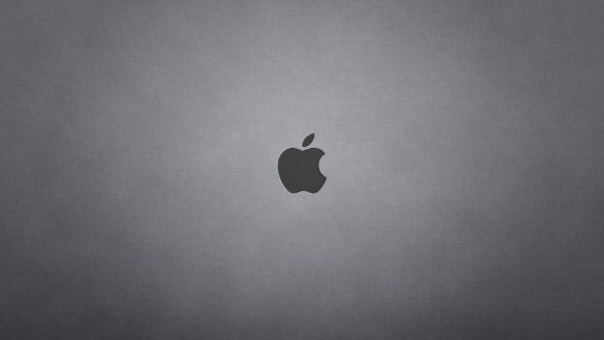 Clean Grey OS X Mountain Lion Wallpaper