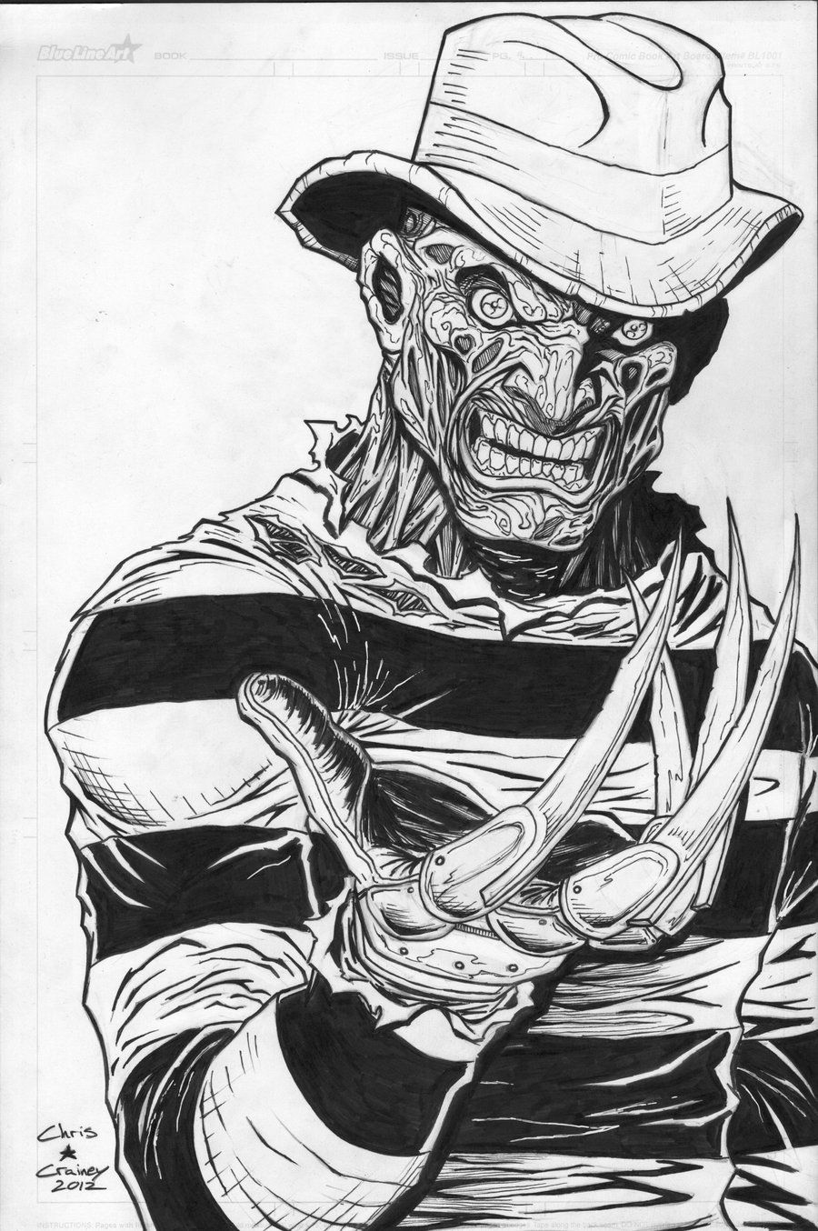 horror coloring pages bing images