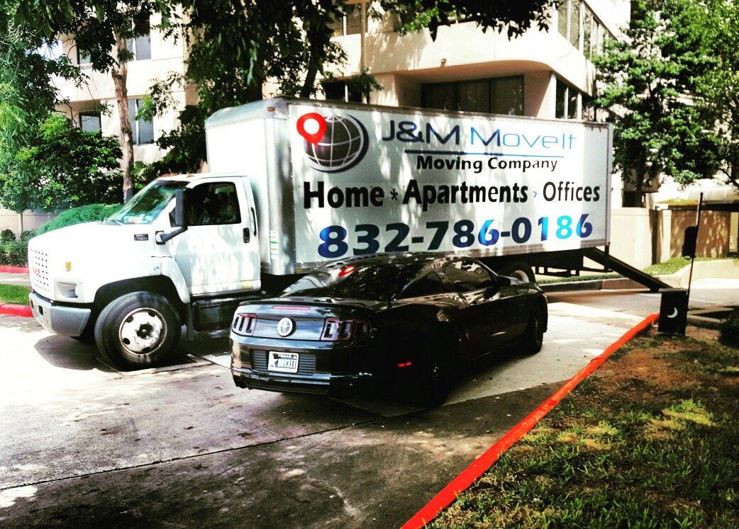 Ju0026M Move It LLC  Local Houston Movers. Visit Our Websiteu2026