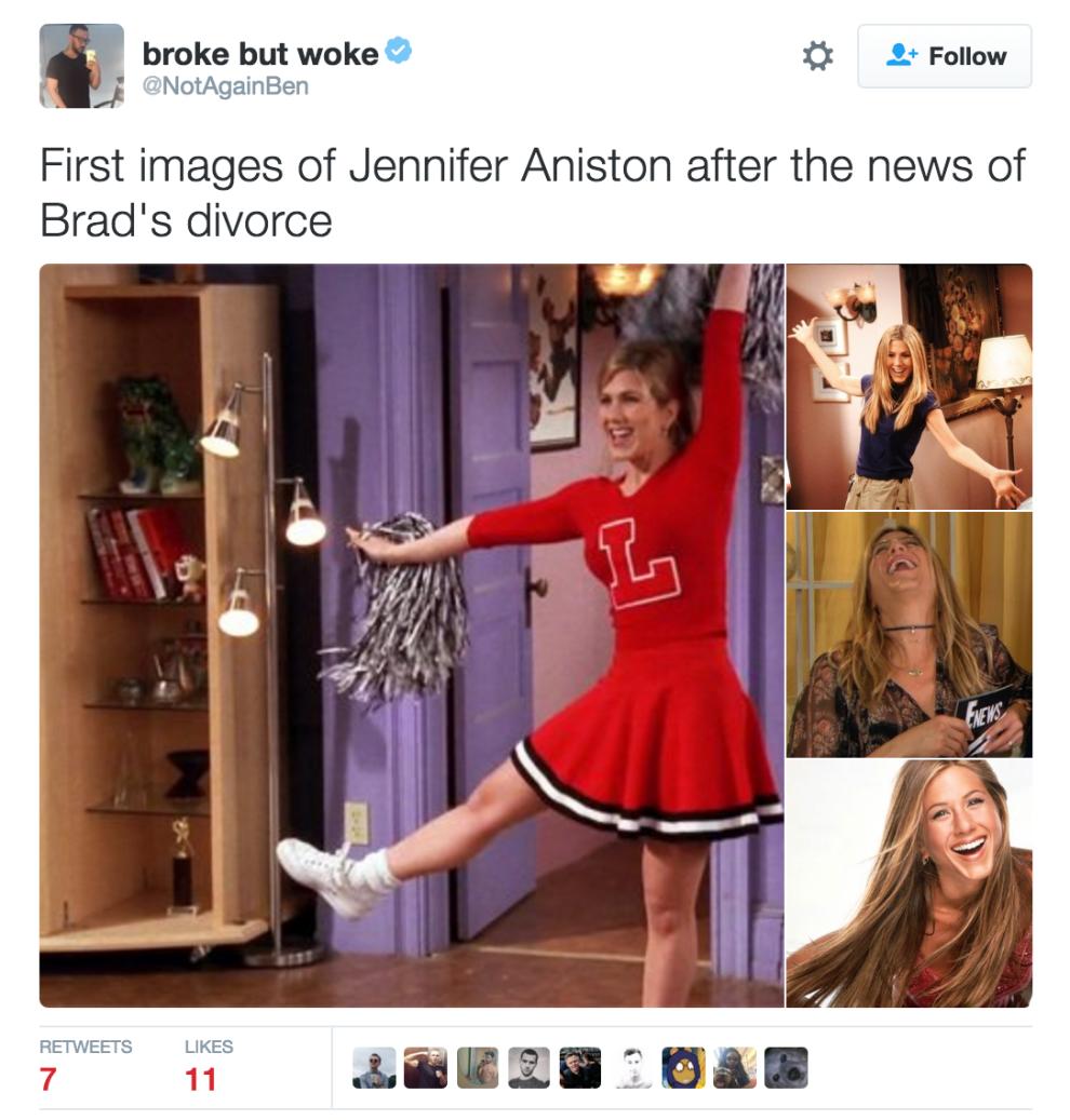 Brad Pitt Meme Dancing