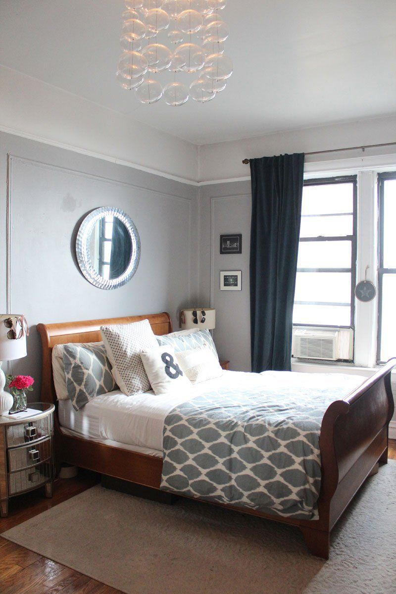 Katie & Matt's Washington Heights Home Home bedroom