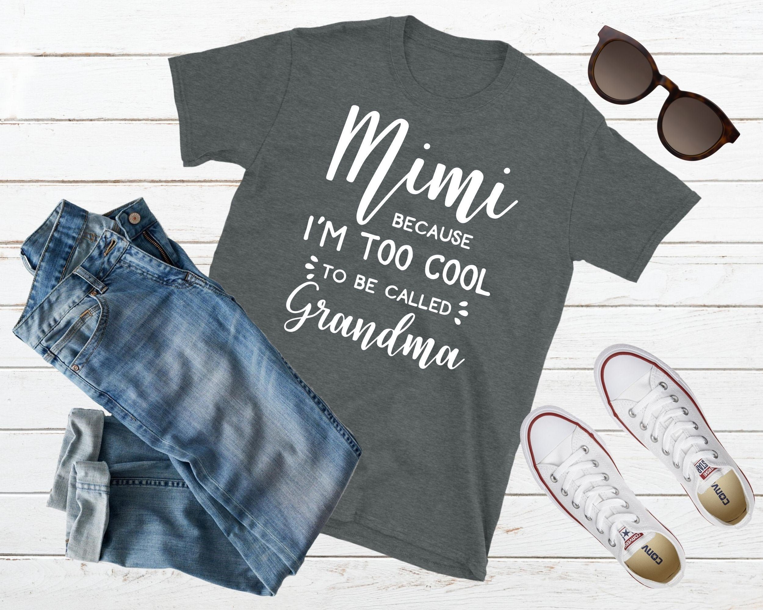 grandma gift M is for mama mother/'s day funny t shirt gift mommy gift