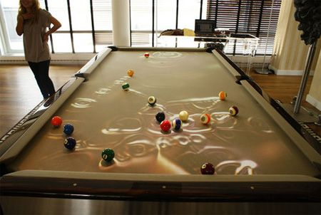 Light Up Pool Table Pretty Stinking Cool My Hubby Would Love This