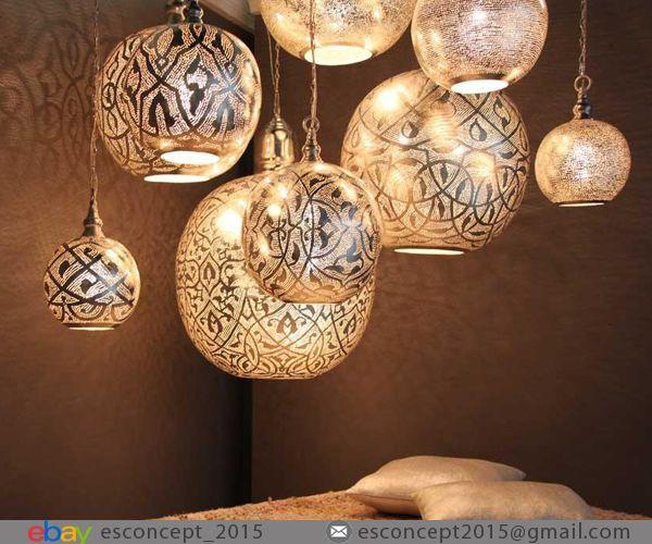 Pendelleuchten marokkanisch lovely light lampen for Bad orientalisch dekorieren