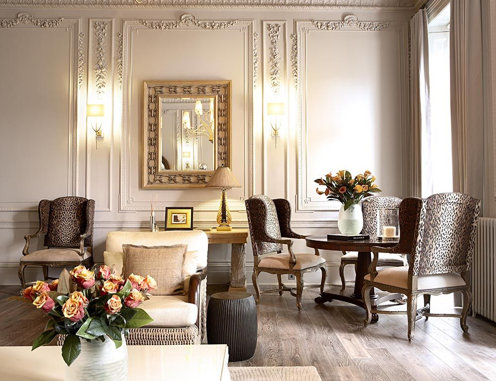 HOUSE TOUR: A Diplomat's Inviting, Yet Polished, London Home