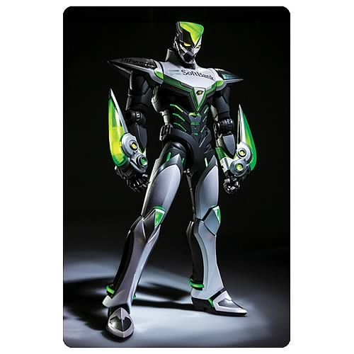 Tiger & Bunny Wild Tiger 12-Inch Perfect Model Action Figure - Bandai - Tiger and Bunny - Action Figures at Entertainment Earth