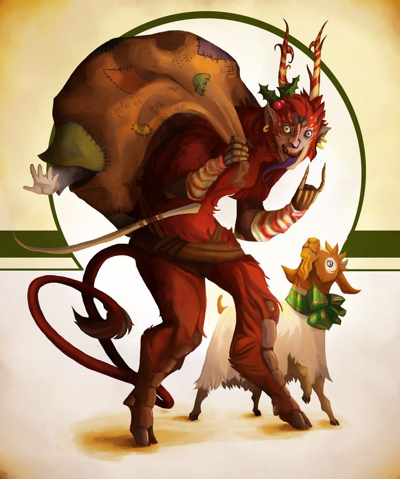 It S Almost Christmas Are You Like Me Beginning To Get A Queasy Feeling From All The Saccharin And Sugar In The Holiday Movies Krampus Art Christmas Horror