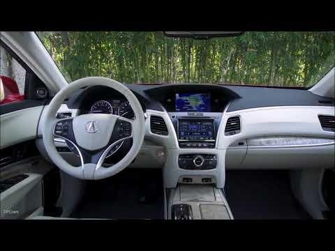 New Acura Rlx Sport Hybrid Interior Exterior Drive Usa Canada Acura Sports Interior