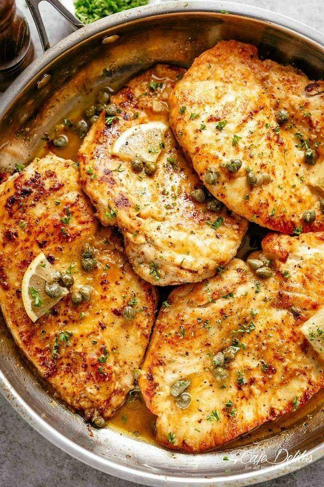 Las 16 Recetas Mas Deliciosas De Pollo Manitas Diy Recetas Con Pollo Recetas Fáciles De Comida Recetas Para Cocinar
